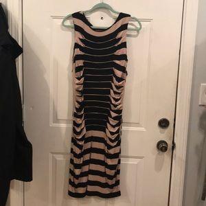Betsy Johnson jersey dress
